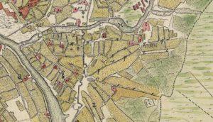 1739, Мичуринский план Москвы