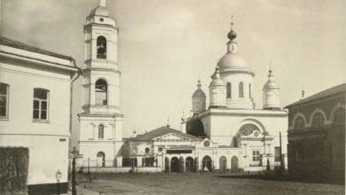 Photo of У Рогожской заставы. Хива (сейчас Добровольческая улица).