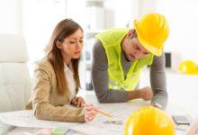 Photo of В небольшой строительной фирме…